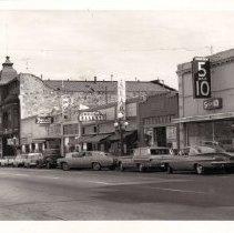 Image of 2011.61.2623 - Main Street, St. Helena, ca. 1960s.