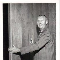 Image of 2011.61.896 - Man at Elks Lodge