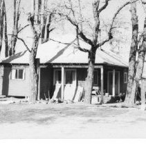 Image of 2012.20.16 - Conrad Meyer family home in Pope Valley in 1975.