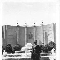 Image of 2012.20.26 - Herman Meyer in San Francisco @ 1940
