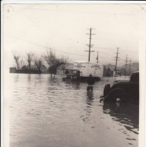 Image of 2012.2.84 - Flood Scene from the 1940s
