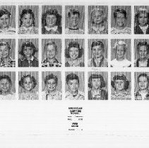 Image of 2013.2.102 - Class photograph of American Canyon School