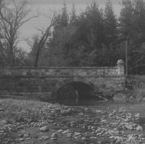 Image of 2013.2.182 - Stone bridge in Napa County