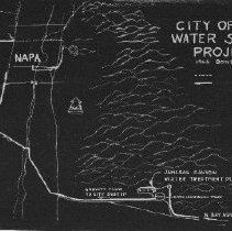 Image of 2013.2.211 - City of Napa Water Systems Project negative