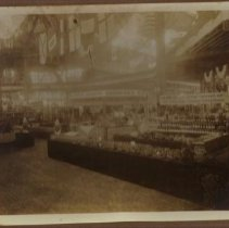Image of 2013.2.44 - Napa County Sanitarium Food Co. exhibit at state fair
