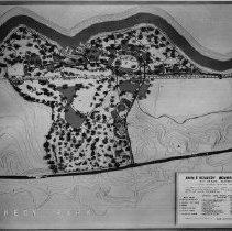 Image of 2013.2.51 - Map of John F. Kennedy Memorial Park