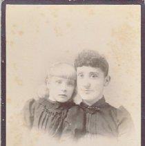 Image of 1991.19.4 - Zeta Briggs and Aunt Mary