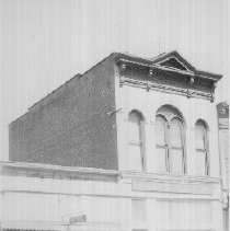 Image of 1991.28.4b - Police Station on Brown Street