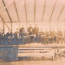 Image of 1991.43.1 - Concert band in Napa