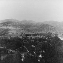 Image of 2002.43.176 - Calistoga From The South
