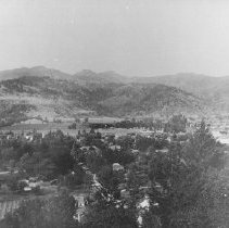Image of 2002.43.177 - Calistoga From The South