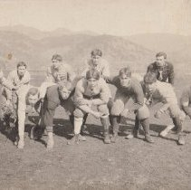 Image of 2008.16.19 - 1902 Calistoga Football Team