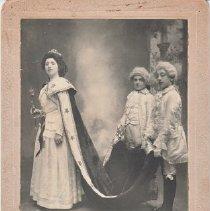 Image of 1985.7.3b - Hazel Delucca, Napa's Queen 1910