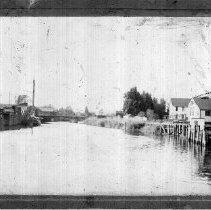 Image of 1992.55.19 - Napa River near Third Street