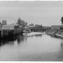 Image of 2001.05.47 - Napa River by the Third Street Bridge