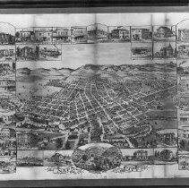 Image of 2001.05.48 - Map of the City of Napa
