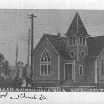 Image of 2013.2.646 - German Salem Evangelical Church