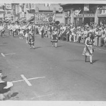 Image of 1980.42.19 - Band in a Napa Parade