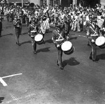 Image of 1980.42.26 - Drum Corps Marching in Napa