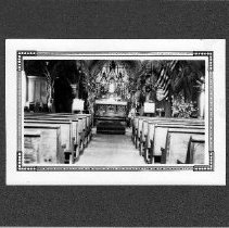 Image of 1989.31.31 - Easter at St. Mary's Episcopal Church