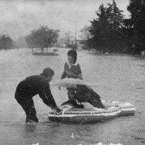 Image of 2011.61.2094 - Napa Flood of 1986
