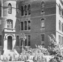 Image of 2014.2.166 - Photo of Napa State Hospital used in court case