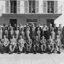 Image of 2014.2.180 - Napa State Hospital staff ca. 1955