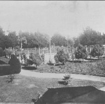 Image of 2014.2.95 - Recreation area on the grounds of Napa State Hospital