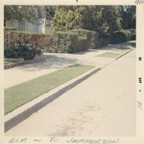 Image of 2014.2.296 - Elm Street. form Brown to Jefferson Streets