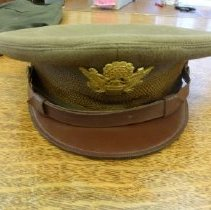 Image of 1982.12.7 - Officer's Hat