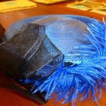 Image of 2011.75.298 - Blue Hat