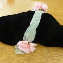 Image of 2015.17.8 - Black Velvet Hat