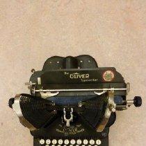 Image of 1985.19.1 - Oliver Typewriter