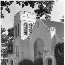 Image of 2012.69.1.19 - First United Methodist Church, 601 Randolph St., Napa
