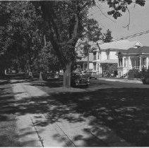 Image of 2012.69.1.7 - Oak St. and Fuller Park, Napa