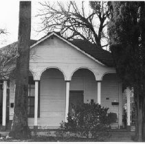 Image of 2012.69.2.20 - Brannan Cottage at 109 Wappo Ave., Calistoga
