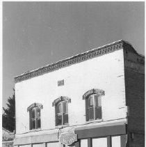Image of Oddfellows Hall (I.O.O.F.) at 1393 Lincoln Ave., Calistoga