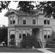 Image of Theodore Parker House, 1211 Division St., Napa
