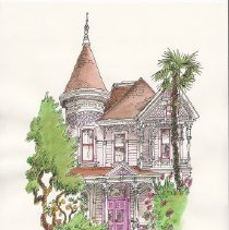 Image of 2012.70.2 - Watercolors by Earl Thollander