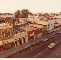Image of 2012.68.25.61 - Businesses at Main, November 2, 1974
