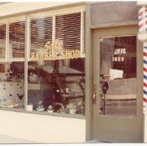 Image of 2012.68.25.81 - Sal's Barbershop, July 27, 1980