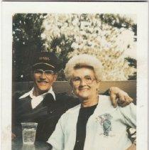 Image of 2002.24.16 - Photo of Don and Viviene Juarez Rose at Lake Tahoe