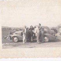 Image of 2002.24.17 - Viviene Juarez in Napa during WWII