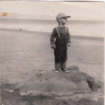 Image of 2002.24.6 - Bobby at Drakes Bay