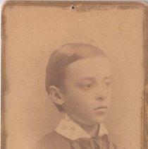 Image of 2002.24.9 - Portrait of Roy L. Juarez
