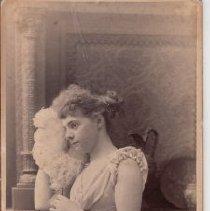 Image of 2008.85.9 - Portrait of Madge Bucknall