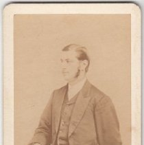 Image of 2008.90.1 - Portrait of John Calvert Davis