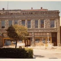 Image of Old Carithers Building, February 18, 1973
