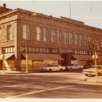Image of Old Carithers Building, August 18, 1973