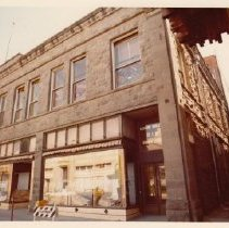 Image of Old Carithers Building, April 29, 1974